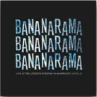 Bananarama -Live at the Eventim Apollo - New 2CD/DVD Album - Pre Order - 14/9