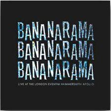 Bananarama -Live at the Eventime Apollo - New 6 Disc Photobook - PreOrder - 14/9
