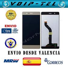 HUAWEI ASCEND P9 LITE VNS-L21 L31 PANTALLA COMPLETA LCD DISPLAY TACTIL DORADO
