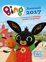 """VERY GOOD"" Bing Annual 2017 (Bing), Bing, Book"