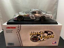 Action Dale Eanrhardt Jr #8 Budweiser 2004 Chevy Monte Carlo NASCAR 1/24 Diecast