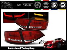FEUX ARRIERE ENSEMBLE LDAU97 AUDI A4 B8 2008 2009 2010 2011 BERLINE RED LED