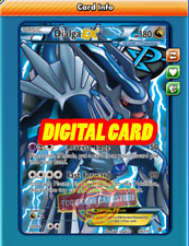 FA Dialga EX FULL ART 99/101 for Pokemon TCG Online (PTCGO, Digital Card)