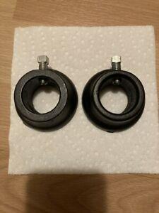 Vintage Standard Barbell Locking Collars