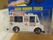 Hot Wheels Good Humor Truck #5 White