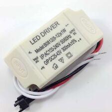 LED-Treiber Netzteil 8-12x1W 300mA Plastik-Gehäuße