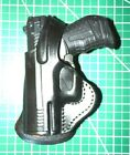 """Tagua PD1-1031 LH Black Leather Thumb Break Paddle Holster Walther P22 3.4"""""""