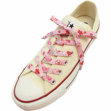 Japanese Chirimen Shoelaces for Sneakers 117cm 46inch (Pink)