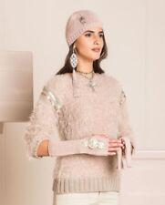 Damen-Pullover & -Strickware aus Wolle mit M Winter
