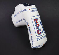 TPC Potomac Putter Cover Site of the The PLAYERS Championship White Blade