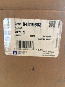 Genuine GM REAR SLIDING GLASS Window 84819603 OE GMC CHEVROLET CHEVY TRUCK POWER