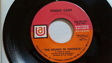 TOMMY CASH - Sounds of Goodbye / Easy Woman 1968 RARE COUNTRY 7""