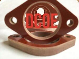 Phenolic Spacer Kit - Reduce Intake Temps! Weber DCOE 45mm 1 spacers