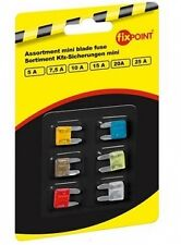MINI FUSES 5A 7.5A 10A 15A 20A 25A  Car Bike Van Fuse Set  HIGH QUALITY PRODUCT