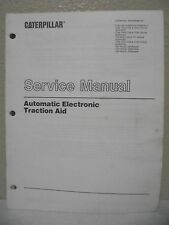 Caterpillar Automatic Electronic Traction Aid SENR-2968-03