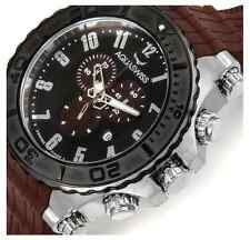 AQUASWISS Men's Bolt XG Day/Date Stainless Steel Swiss Watch-List  $1,600.00