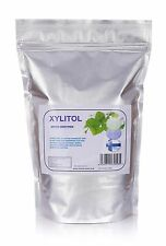 Natural Certified Birch Xylitol Sugar Sweetener 2kg Pouch