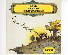 CD  13TH FLOOR ELEVATORSliveEXUK 1991 PSYCHL  (A2081)