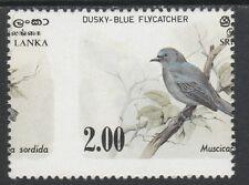 Sri Lanka 2912 - 1983 VÖGEL Major Perf Fehler nicht gefaßt postfrisch