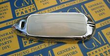 1949-1964 Buick Cadillac Chevrolet Oldsmobile Pontiac Dome Light Lens & Bezel