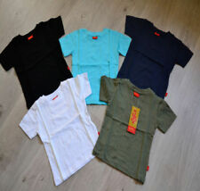 Ohne Muster in Größe 80 Kurzarm Jungen-T-Shirts, - Polos & -Hemden