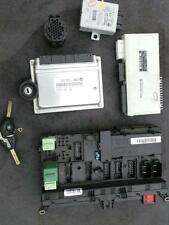 BMW X5 IGNITION WITH KEY SECURITY SET, 4.4LTR, PETROL, AUTO, E53, 11/00-12/06