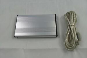 80 GB USB External Hard Drive