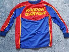ORIGINAL SUPER RARE NOS RALEIGH AERO BURNER RACE TOP SIGNED BY CRAIG SCHOFIELD