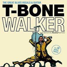 T-Bone Walker - Great Blues Vocals & Guitar + 16 Bonus Tracks [New CD] Bonus Tra