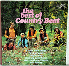 """12"""" Vinyl JIRI BRABEC & his Country Beat - The Best Of Country Beat"""