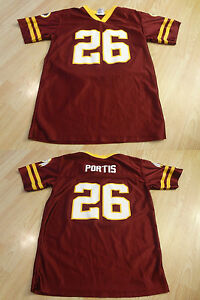 Youth Washington Redskins Clinton Portis XL (16/18) Jersey (Maroon) NFL Team App