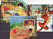 Liberia 2005 - Walt Disney (Winnie the Pooh)