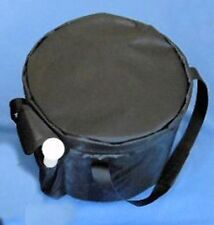 Crystal Singing Bowl Bag Cushioned Carrying Case Holder - Medium - New!