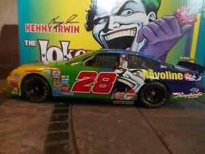 #28 Kenny Irwin Havoline Joker 1998 Taurus, Revell 1/24 Bank Set
