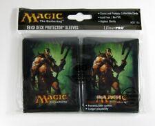 80 Ultra Pro Sleeves - Garruk, Primal Hunter Magic MtG Schutzhüllen Hüllen
