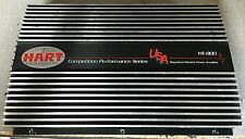 Old School Hart Professional 2 channel amplifier,Rare,Amp,USA,Dealer Display