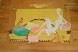 """Philippe Noyer """" Lovely To Look At """" Original Serigraph Hand Signed & Numbered"""