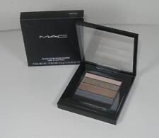 MAC Veluxe Pearlfusion Eye Shadow Palette Smokeluxe Boxed