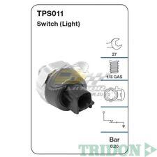 TRIDON OIL PRESSURE FOR Toyota RAV4 01/97-09/97 2.0L(3S-FE) DOHC 16V