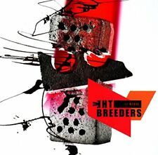 THE BREEDERS CD - ALL NERVE (2018) - NEW UNOPENED - ROCK