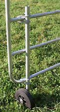 Kerbl Stützrad für verstellbare Weidetore