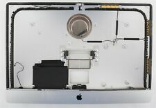 """Apple iMac 27"""" A1419 Late 2012-2013- Aluminum Case Rear Housing and Power Button"""