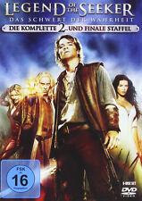 Legend of the Seeker - Die komplette 2. Staffel                      | DVD | 080