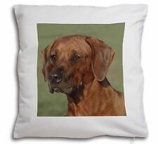 Rhodesian Ridgeback Dog Soft Velvet Feel Cushion Cover With Inner Pi, AD-RR1-CPW