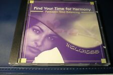 Wellness--Find your time for Harmony--Fantastic Soul Balancing - CD