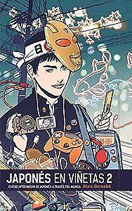 Japonés En Viñetas, 2 , edición integral. NUEVO. Envío URGENTE. COMIC Y JUEGOS