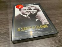Al Servizio De Le Donna DVD Carole Lombard William Powell Alic Sigillata Nuovo