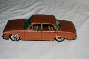 Bandai Chevrolet Corvair Toy Frition Car, 1961 Bandai Co., Japan