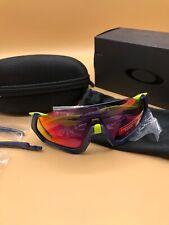 Oakley Flight Jacket Retina Burn Prizm Red Road Lens Rare NEW Free S/H***