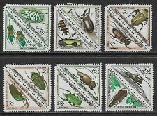 CENTRAL AFRICAN REPUBLIC 1962 Postage Dues SG D33-D44 MH/*